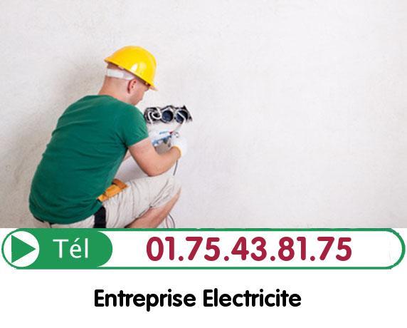 Recherche de panne électrique Marines 95640