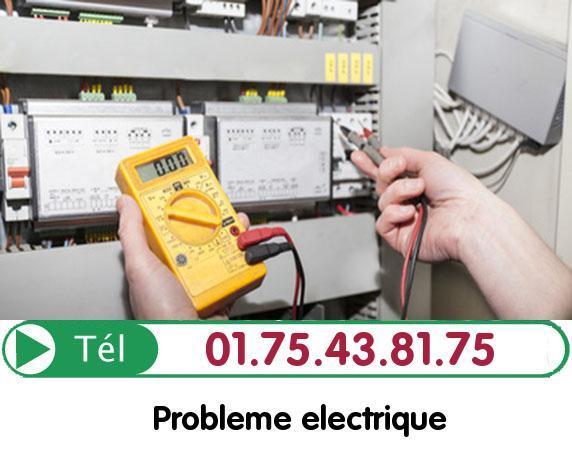 Recherche de panne électrique Marly la Ville 95670