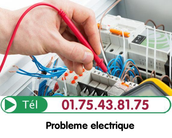 Recherche de panne électrique Milly la Foret 91490