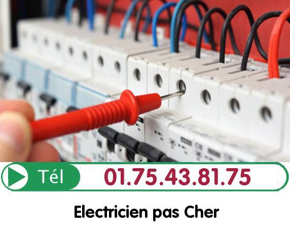 Recherche de panne électrique Mitry Mory 77290