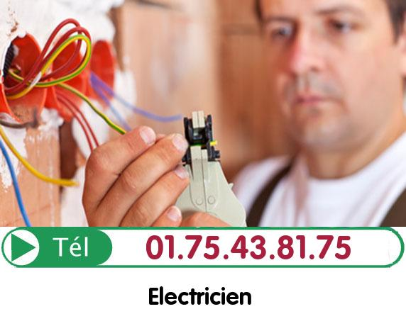 Recherche de panne électrique Moissy Cramayel 77550