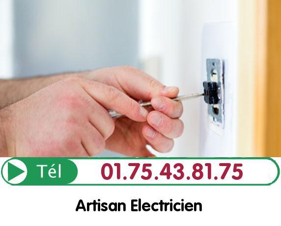Recherche de panne électrique Montgeron 91230