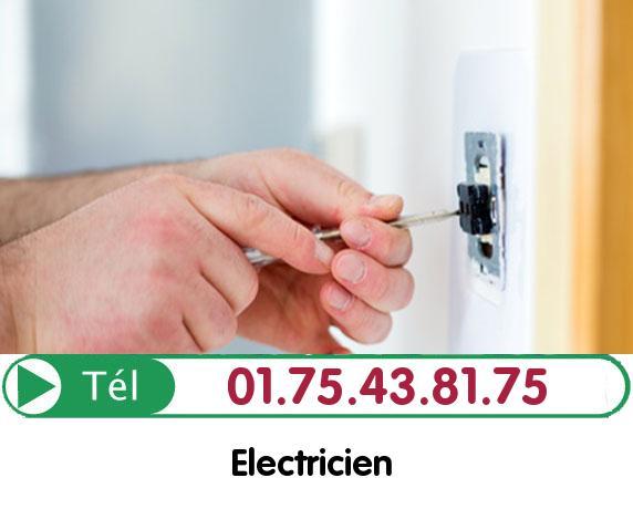 Recherche de panne électrique Montlhery 91310