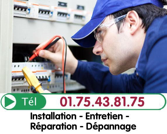 Recherche de panne électrique Montlignon 95680