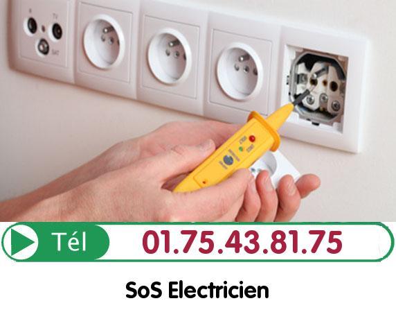 Recherche de panne électrique Montmagny 95360