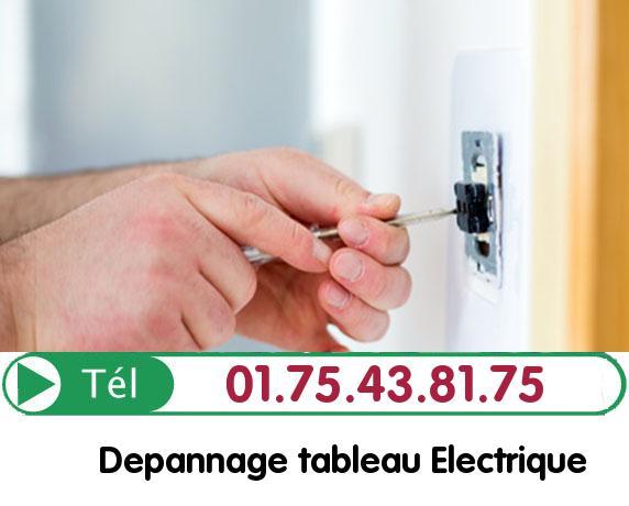 Recherche de panne électrique Nogent sur Marne 94130