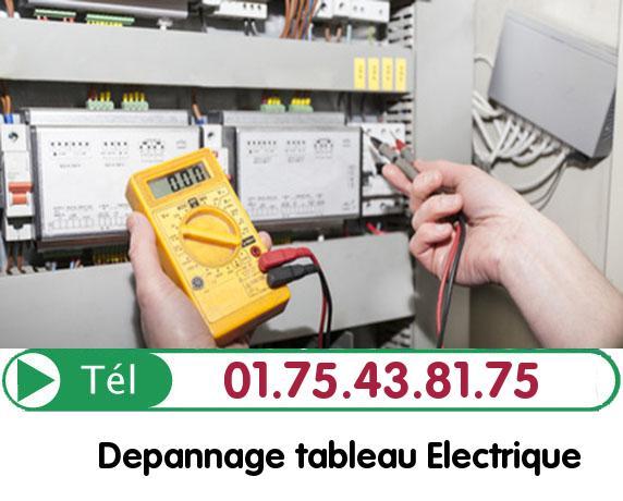 Recherche de panne électrique Nogent sur Oise 60180