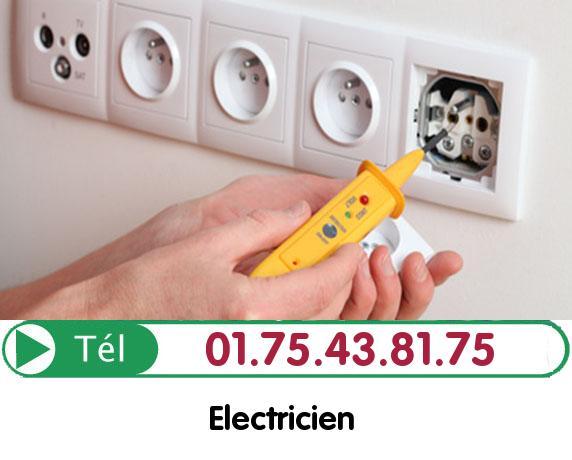 Recherche de panne électrique Noisy le Roi 78590