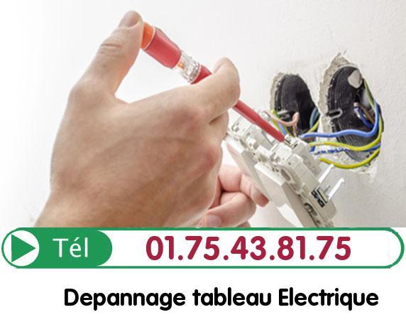 Recherche de panne électrique Noyon 60400