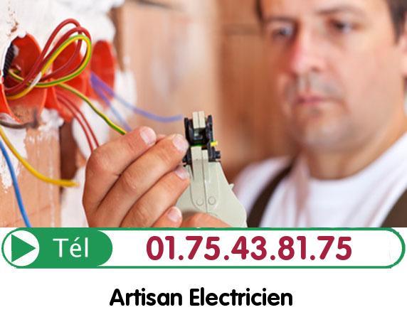 Recherche de panne électrique Othis 77280