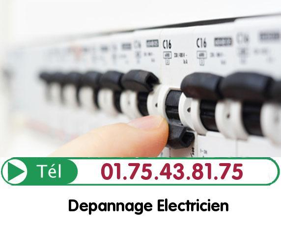 Recherche de panne électrique Paris 75001