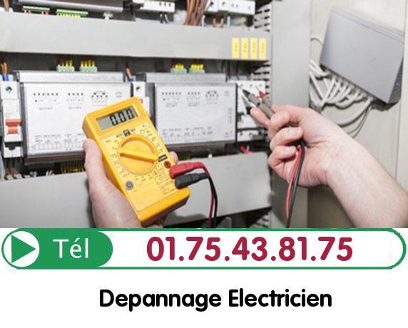 Recherche de panne électrique Pontoise 95000