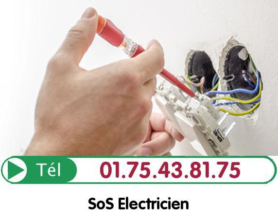 Recherche de panne électrique Saint Arnoult en Yvelines 78730