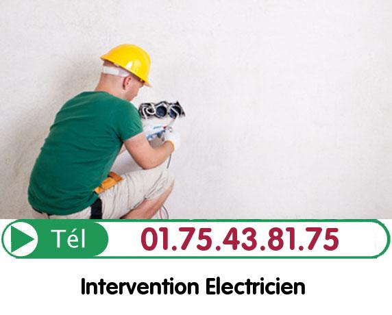 Recherche de panne électrique Saint Cyr l'ecole 78210