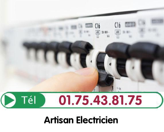 Recherche de panne électrique Saint Just en Chaussee 60130