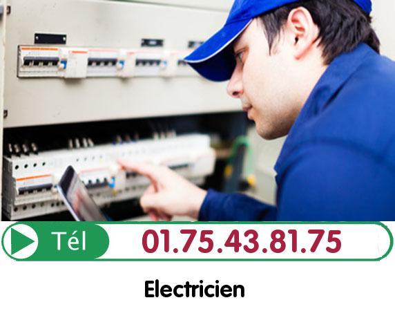 Recherche de panne électrique Saint Thibault des Vignes 77400