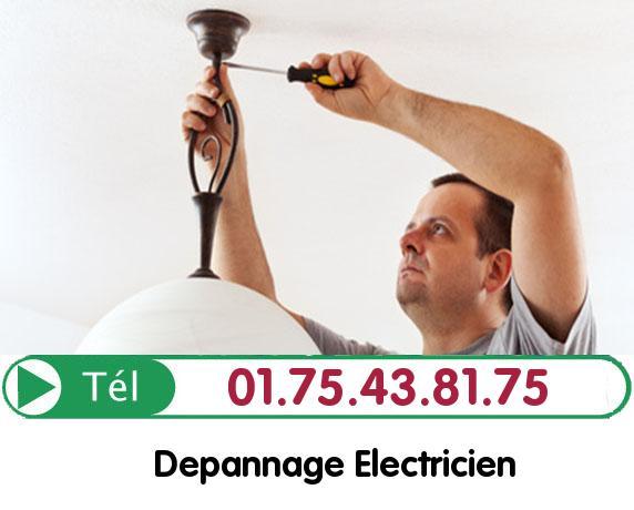 Recherche de panne électrique Saintry sur Seine 91250