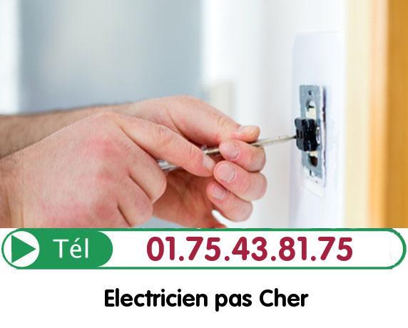 Recherche de panne électrique Saulx les Chartreux 91160