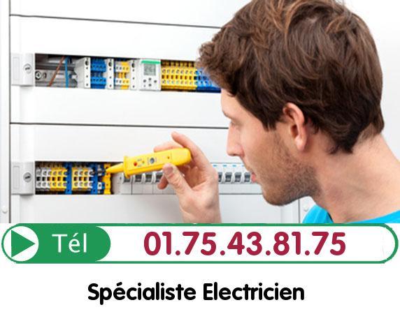 Recherche de panne électrique Sceaux 92330