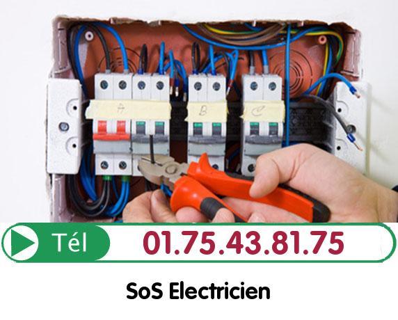 Recherche de panne électrique Senlis 60300