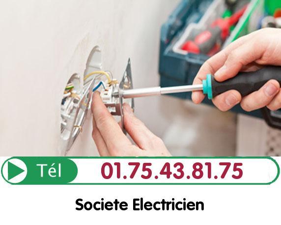 Recherche de panne électrique Sevran 93270
