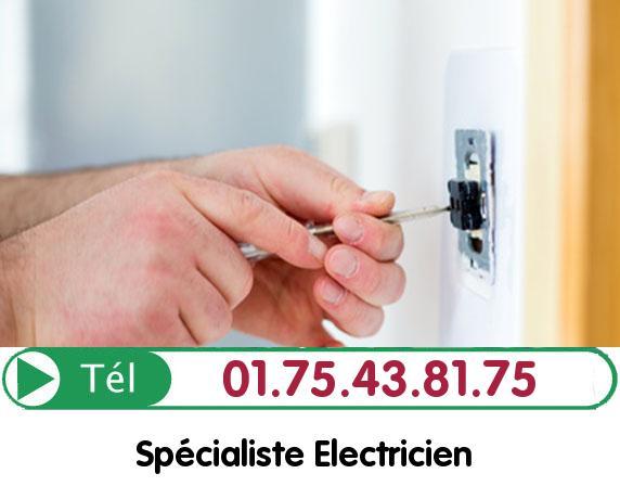 Recherche de panne électrique Sevres 92310