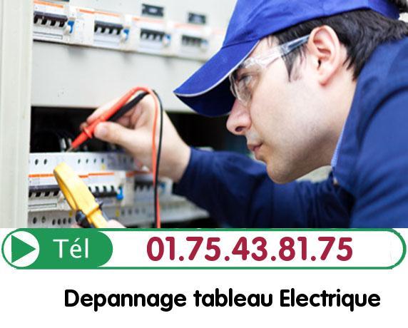 Recherche de panne électrique Torcy 77200