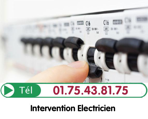 Recherche de panne électrique Val-d'Oise