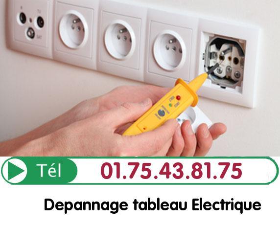 Recherche de panne électrique Viarmes 95270