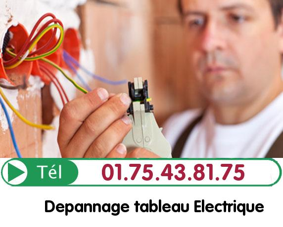 Recherche de panne électrique Ville d'Avray 92410