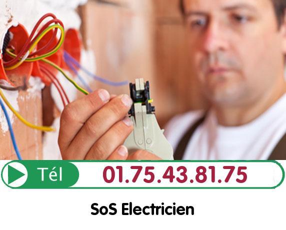 Recherche de panne électrique Villecresnes 94440