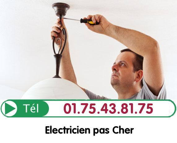 Recherche de panne électrique Villenoy 77124