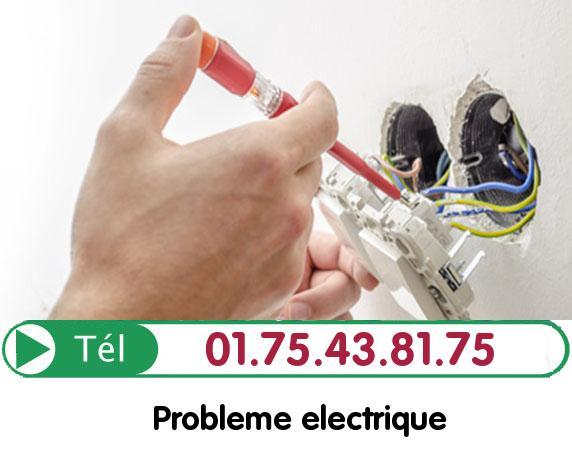 Recherche de panne électrique Villers Saint Paul 60870