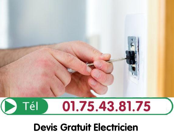 Remise aux normes électrique Bailly Romainvilliers 77700