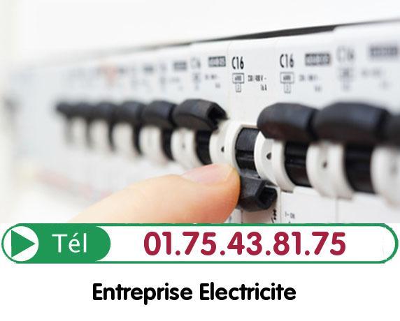 Remise aux normes électrique Coubron 93470