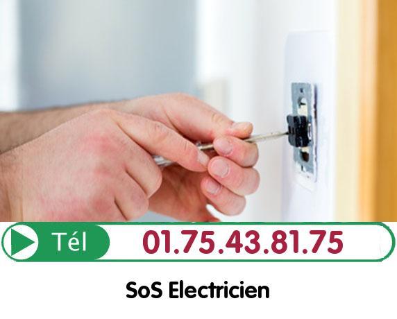 Remise aux normes électrique Crecy la Chapelle 77580