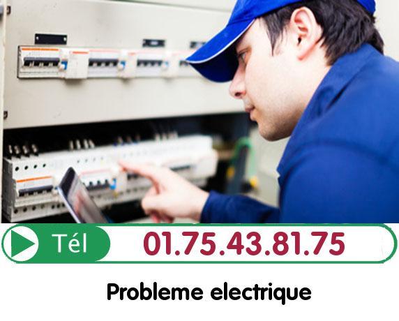 Remise aux normes électrique Deuil la Barre 95170