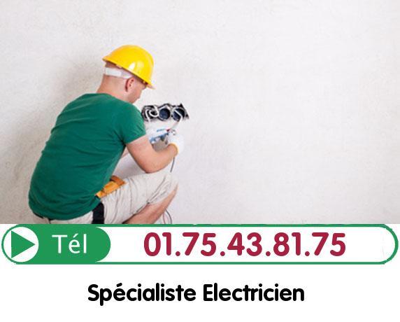 Remise aux normes électrique Fosses 95470