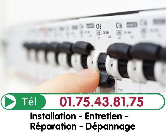 Remise aux normes électrique Le Bourget 93350