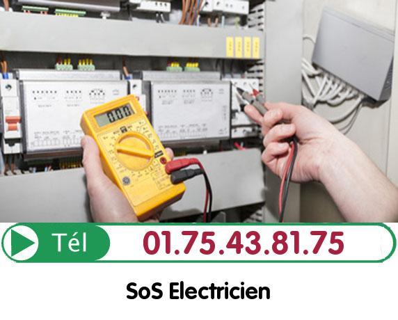 Remise aux normes électrique Le Thillay 95500