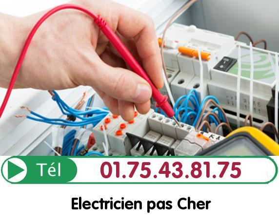 Remise aux normes électrique Maurecourt 78780